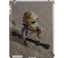 Sandstorm on Jakku iPad Case/Skin