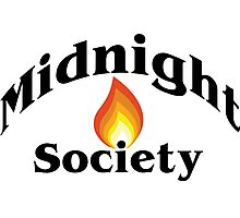 Midnight Society Photographic Print
