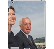 Suzi Perry & Robert Braithwaite  iPad Case/Skin