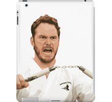 Johnny Karate iPad Case/Skin