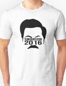 Swanson 2016 Unisex T-Shirt