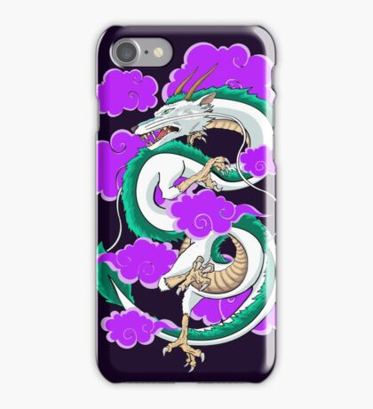 Haku Clouds iPhone Case/Skin