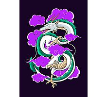 Haku Clouds Photographic Print
