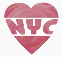 I Heart NYC Kids Tee