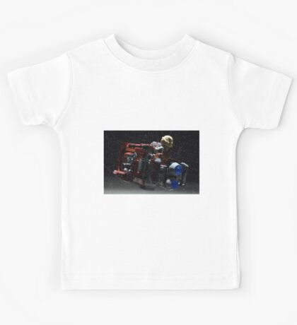 There's a storm coming Kids Tee