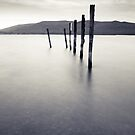 Lake Te Anau II by Andrew Bradsworth