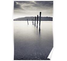 Lake Te Anau II Poster