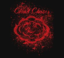 Red Watercolor Cloud Chaser Unisex T-Shirt
