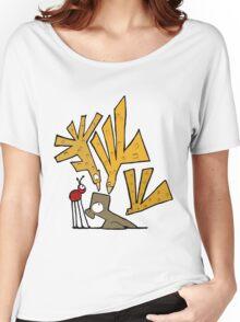 Bird Attack! Women's Relaxed Fit T-Shirt