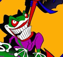 Gnatman vs The Croaker Sticker