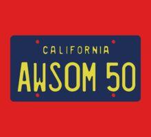 AWSOM 50 by loogyhead