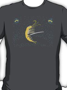 Krill Bill Samurai Crustacean T-Shirt