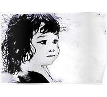 Yasha Sketch Poster