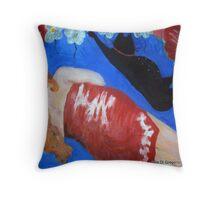 Synchronicity 2011 Throw Pillow