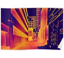 urban landscape 2 Poster