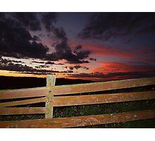 OBERON/ TORANA NSW  Photographic Print