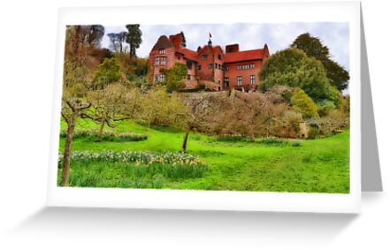 Chartwell, Sir Winston Churchill's Country Home by ElsieBell