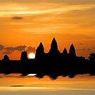 Dreaming of Angkor Watt by John Dalkin