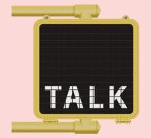 New York Crosswalk Sign Talk One Piece - Long Sleeve