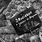 Saucisson by Samantha Higgs