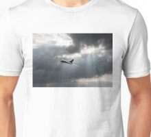 Sunlit Avro Vulcan Unisex T-Shirt