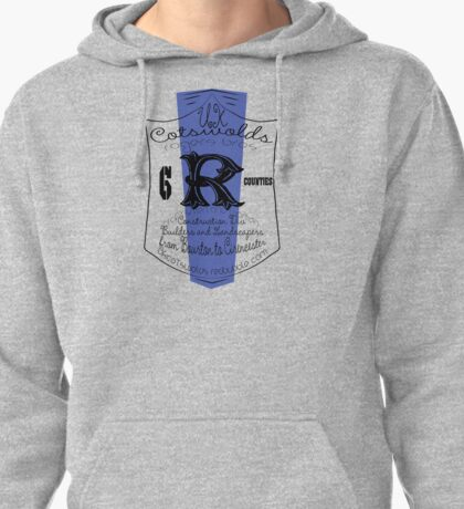 uk cotswolds by rogers bros Pullover Hoodie