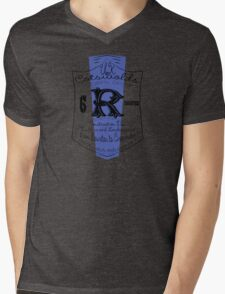 uk cotswolds by rogers bros Mens V-Neck T-Shirt