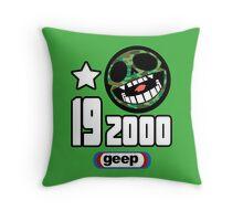 19-2000 Throw Pillow