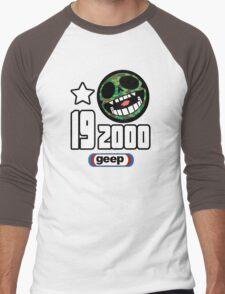 19-2000 Men's Baseball ¾ T-Shirt