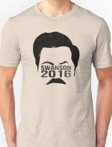 Swanson 2016 Distressed T-Shirt