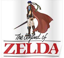 Legend of Zeldo Poster