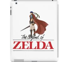Legend of Zeldo iPad Case/Skin