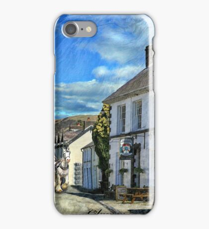 Cilycwm ..... iPhone Case/Skin