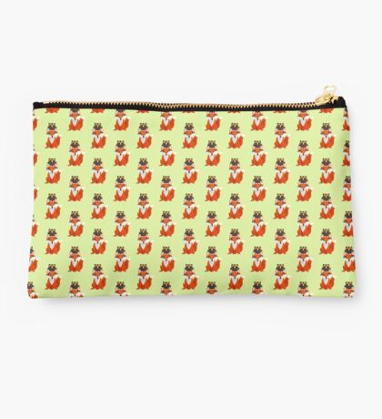 Fox and Owl Studio Pouch