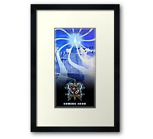 The Game of Kings - The Endgame Begins 9 May Framed Print