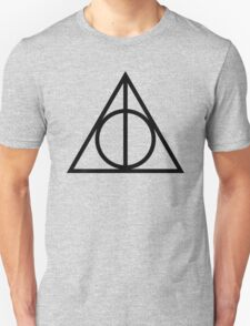 Sign of the Deathly Hallows T-Shirt