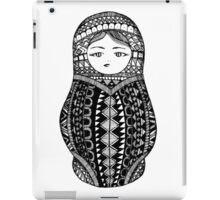 Russian Nesting Doll iPad Case/Skin