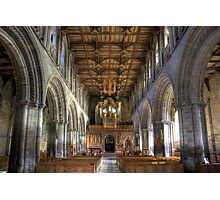 St David's Cathedral  Photographic Print