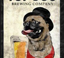 Top Dog Brewing Company by Edward Fielding