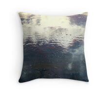 What I Imagine It's Like On Another Planet Throw Pillow