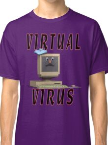 Virtual Virus Classic T-Shirt