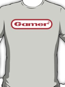 Gamer Shirt Design T-Shirt