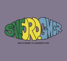 Salford G-Mcr Kids Clothes