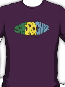 Salford G-Mcr T-Shirt
