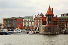 MVP24 Stralsund Harbour, Germany. by David A. L. Davies