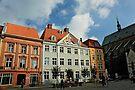 MVP21 Stralsund, Alter Markt, Germany. by David A. L. Davies