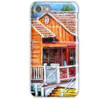 Temecula Wine and Beer Garden iPhone Case/Skin