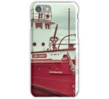 Historic Harvey iPhone Case/Skin