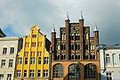 MVP18 Fascades, Stralsund, Germany. by David A. L. Davies