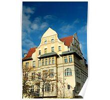 MVP02 House, Stralsund, Germany. Poster